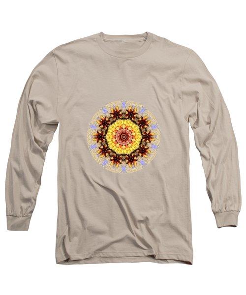Cornucopia-still Life Painting By V.kelly Long Sleeve T-Shirt