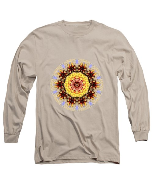 Cornucopia-still Life Painting By V.kelly Long Sleeve T-Shirt