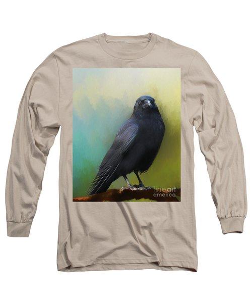 Corvid Long Sleeve T-Shirt