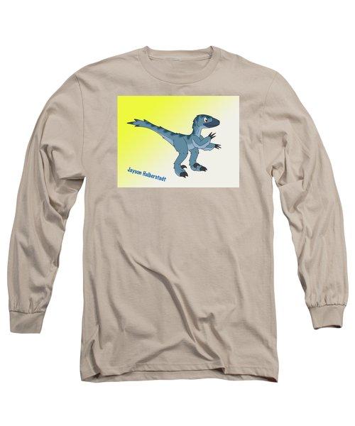 Cory The Raptor Long Sleeve T-Shirt