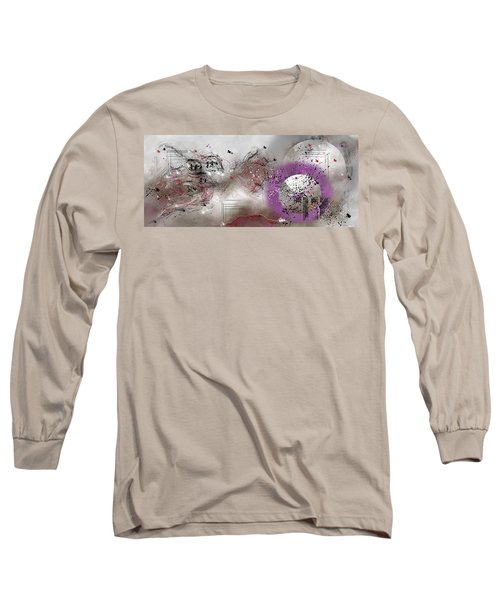 Cosmic Symphony Long Sleeve T-Shirt