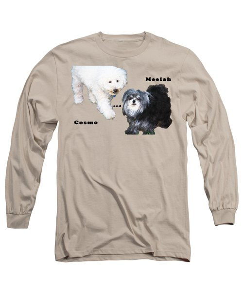 Cosmo And Meelah 2 Long Sleeve T-Shirt