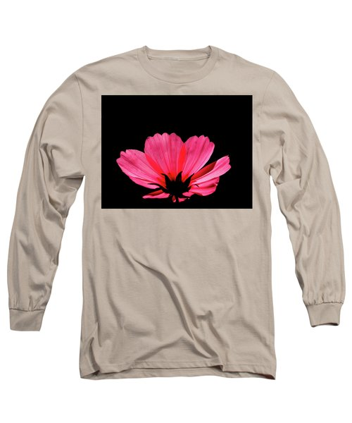 Cosmos Bloom Long Sleeve T-Shirt