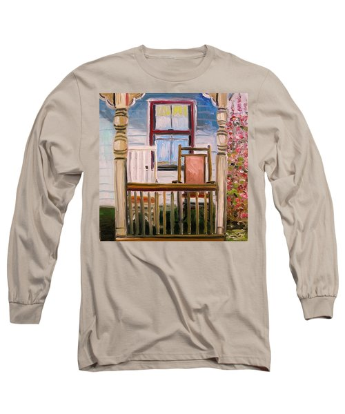 Cottage Rockers Long Sleeve T-Shirt by John Williams