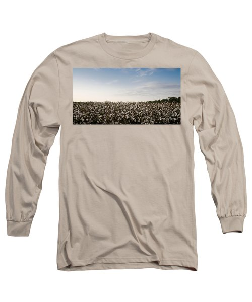 Cotton Field 2 Long Sleeve T-Shirt