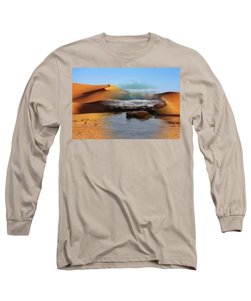 Could This Really Happen? Long Sleeve T-Shirt