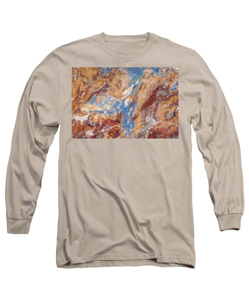 Couleurs De Cuivre I Long Sleeve T-Shirt by Karen Stephenson