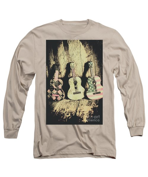 Country And Western Saloon Songs Long Sleeve T-Shirt