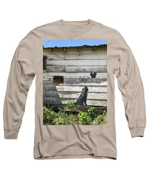 Country Art Long Sleeve T-Shirt