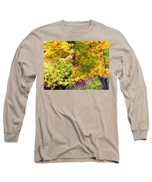 Country Color 15 Long Sleeve T-Shirt