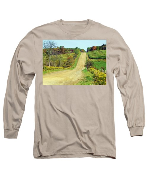 Country Days Long Sleeve T-Shirt