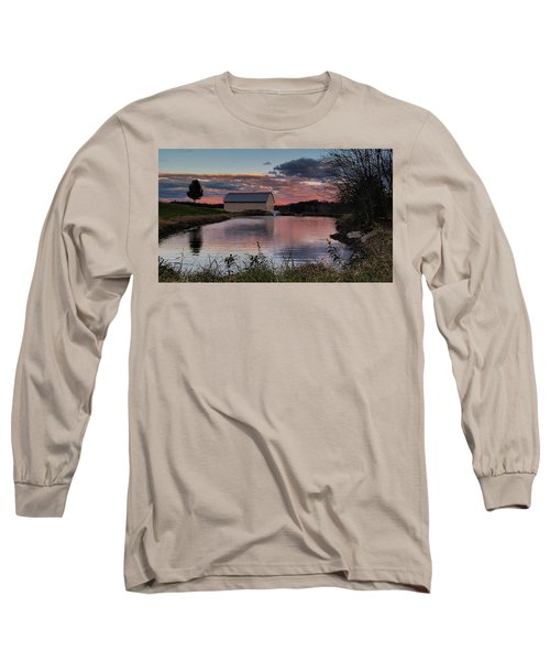 Country Living Sunset Long Sleeve T-Shirt