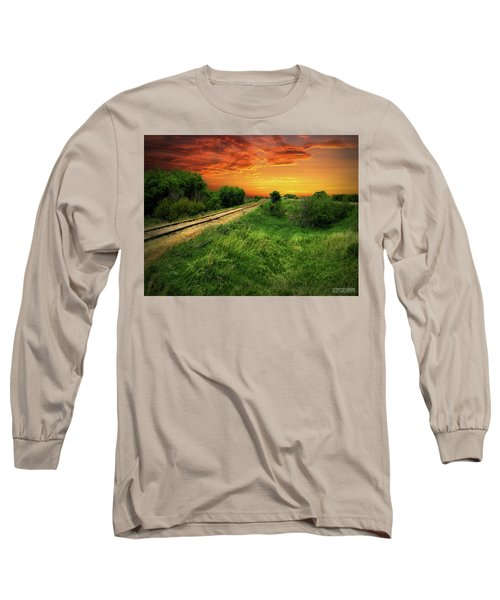 Country Tracks 2 Long Sleeve T-Shirt