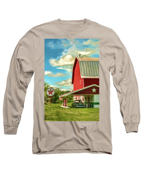 County G Classic Station Long Sleeve T-Shirt