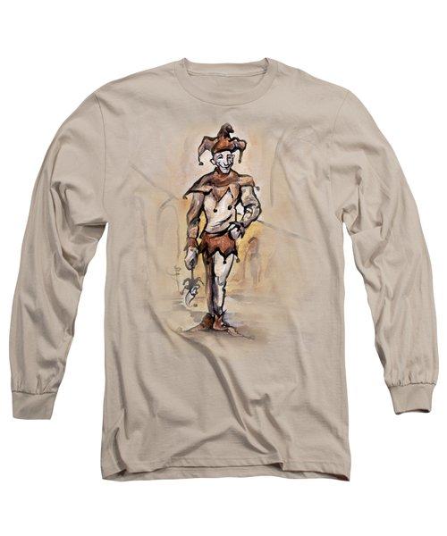 Court Jester Long Sleeve T-Shirt
