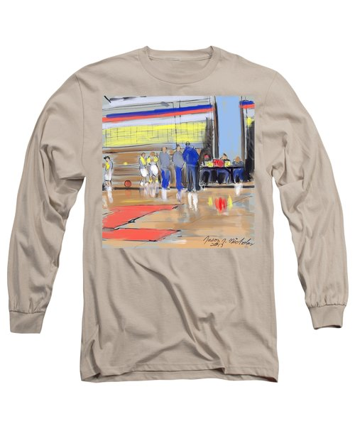 Court Side Conference Long Sleeve T-Shirt