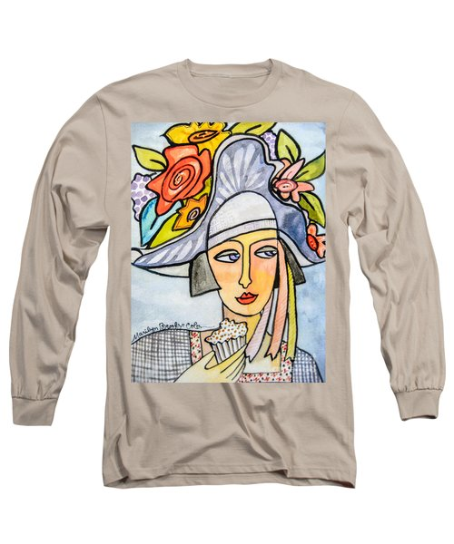 Couture Chapeau Long Sleeve T-Shirt
