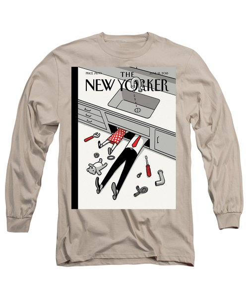 Fathers Day Off Long Sleeve T-Shirt