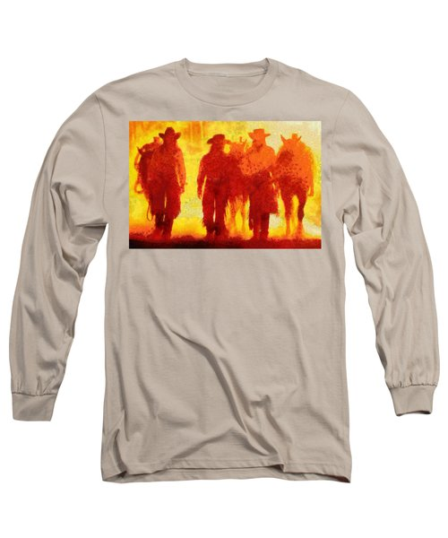 Cowpeople Long Sleeve T-Shirt