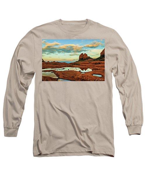 Cowpie 07-059 Long Sleeve T-Shirt by Scott McAllister