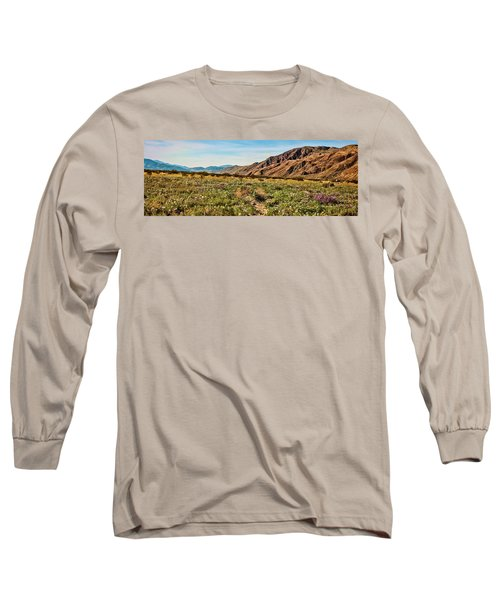 Coyote Canyon Meadow View Long Sleeve T-Shirt