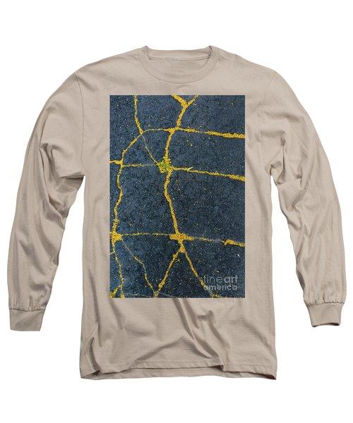Cracked #1 Long Sleeve T-Shirt