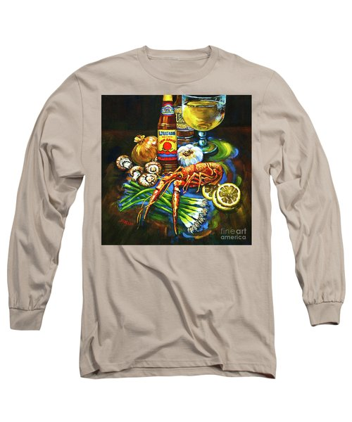 Crawfish Fixin's Long Sleeve T-Shirt