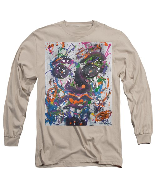 Crazy Day Long Sleeve T-Shirt