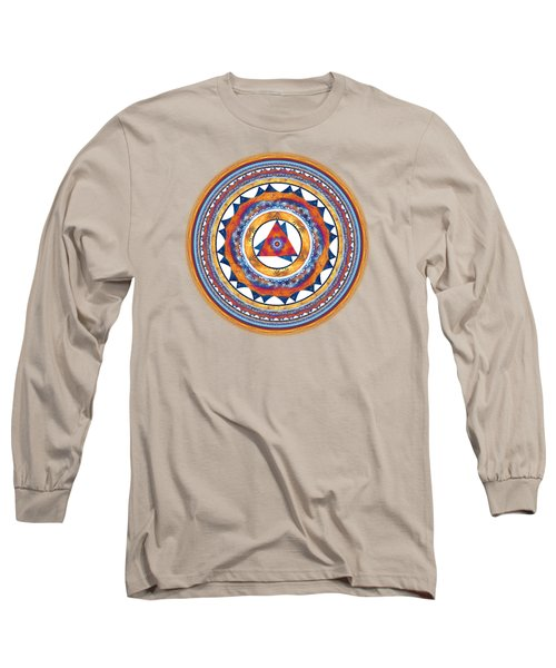 Creative Energy Long Sleeve T-Shirt
