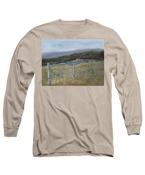 Creek Walk Long Sleeve T-Shirt