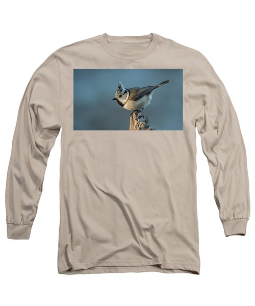 Long Sleeve T-Shirt featuring the photograph Crest by Torbjorn Swenelius