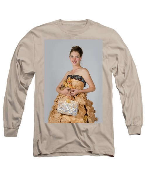 Cristina In Bring Your Own Bags Long Sleeve T-Shirt