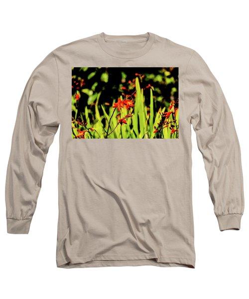 Crocosmia Long Sleeve T-Shirt