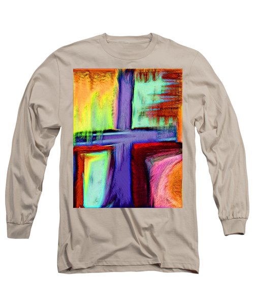 Cross Of Hope Long Sleeve T-Shirt
