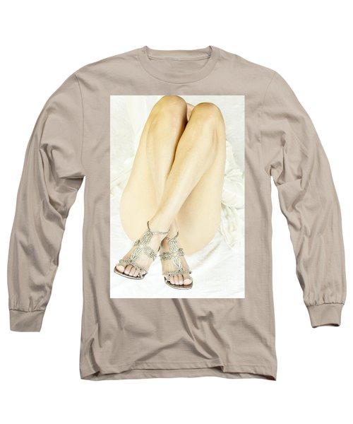 Crossed Long Sleeve T-Shirt