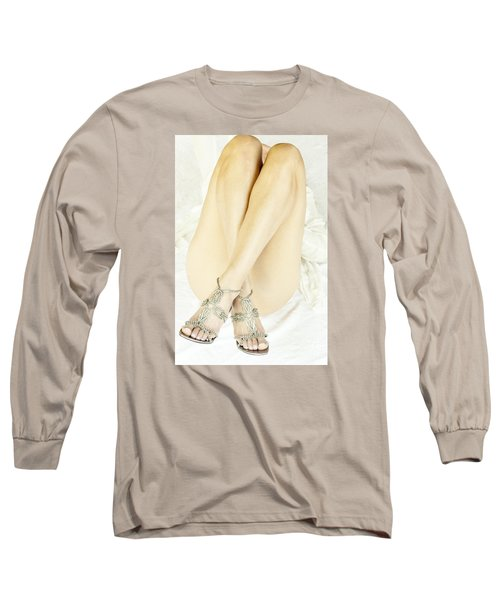 Crossed Long Sleeve T-Shirt