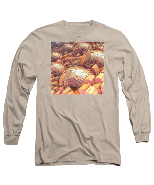 Crowded Long Sleeve T-Shirt