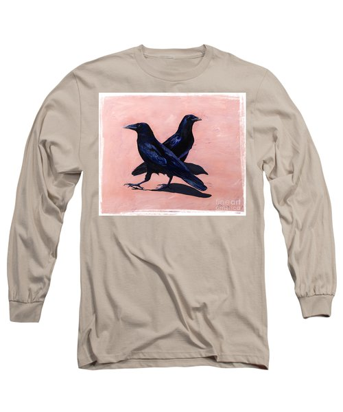 Crows Long Sleeve T-Shirt