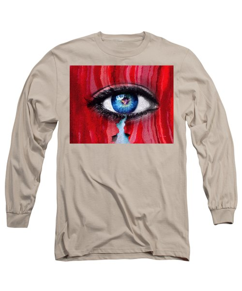 Cry Me A River Long Sleeve T-Shirt