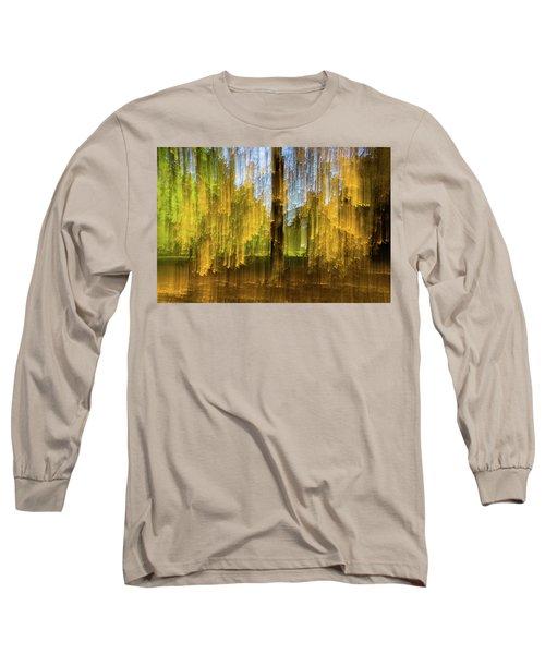 Crying Long Sleeve T-Shirt