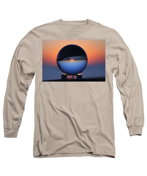 Crystal Ball Blue Hour Long Sleeve T-Shirt