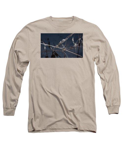 Crystals Long Sleeve T-Shirt