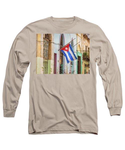 Cuban Pride Long Sleeve T-Shirt