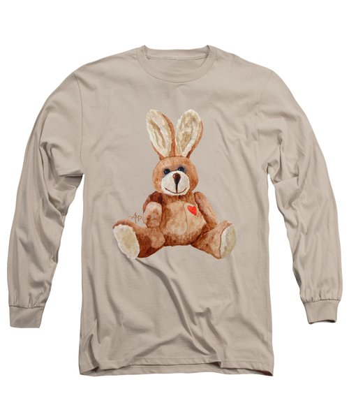 Cuddly Care Rabbit Long Sleeve T-Shirt