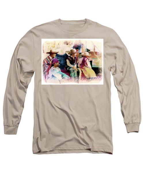 Cuenca Kids 1089 Long Sleeve T-Shirt