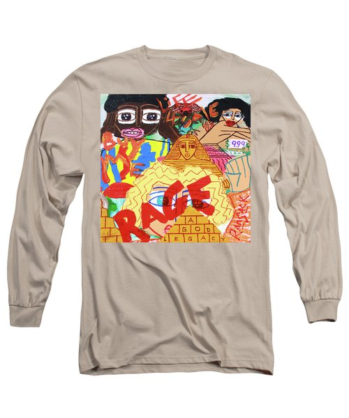 Culture Vultures Long Sleeve T-Shirt