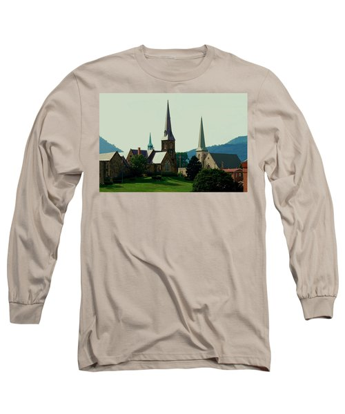 Cumberands Steeples Long Sleeve T-Shirt