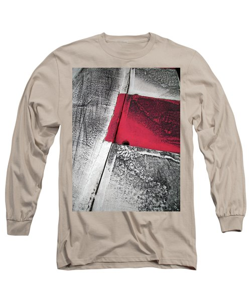 Curbs At The Canadian Formula 1 Grand Prix Long Sleeve T-Shirt