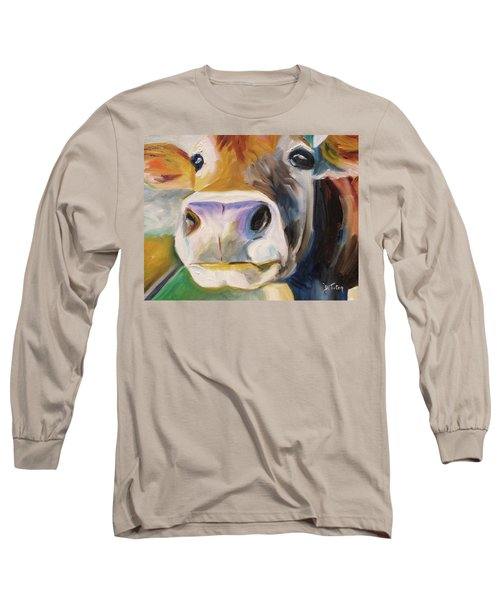 Curious Cow Long Sleeve T-Shirt