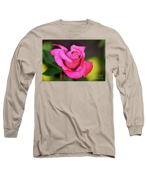 Long Sleeve T-Shirt featuring the photograph Curled Beauty by Debby Pueschel